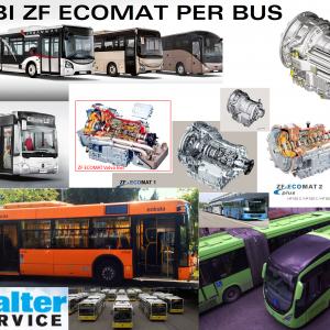 walter service revisione cambi ecomat zf