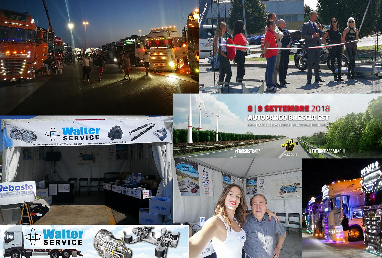 European Truck festival Walter Service Brescia 2018