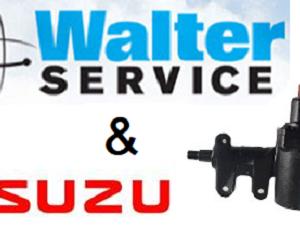 Walter Service e ISUZU insieme nelle idroguide