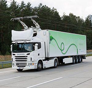highway camion pantografo