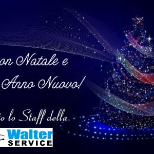 walter service augura a tutti buone feste 2019
