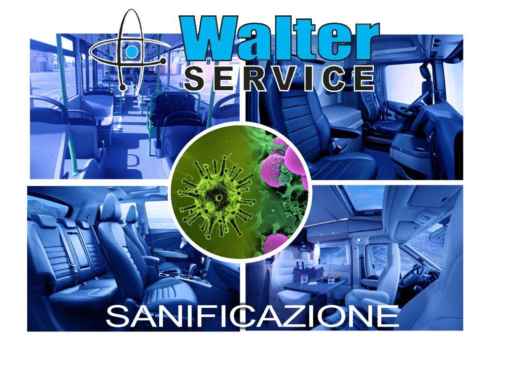 sanificazione da batteri e virus