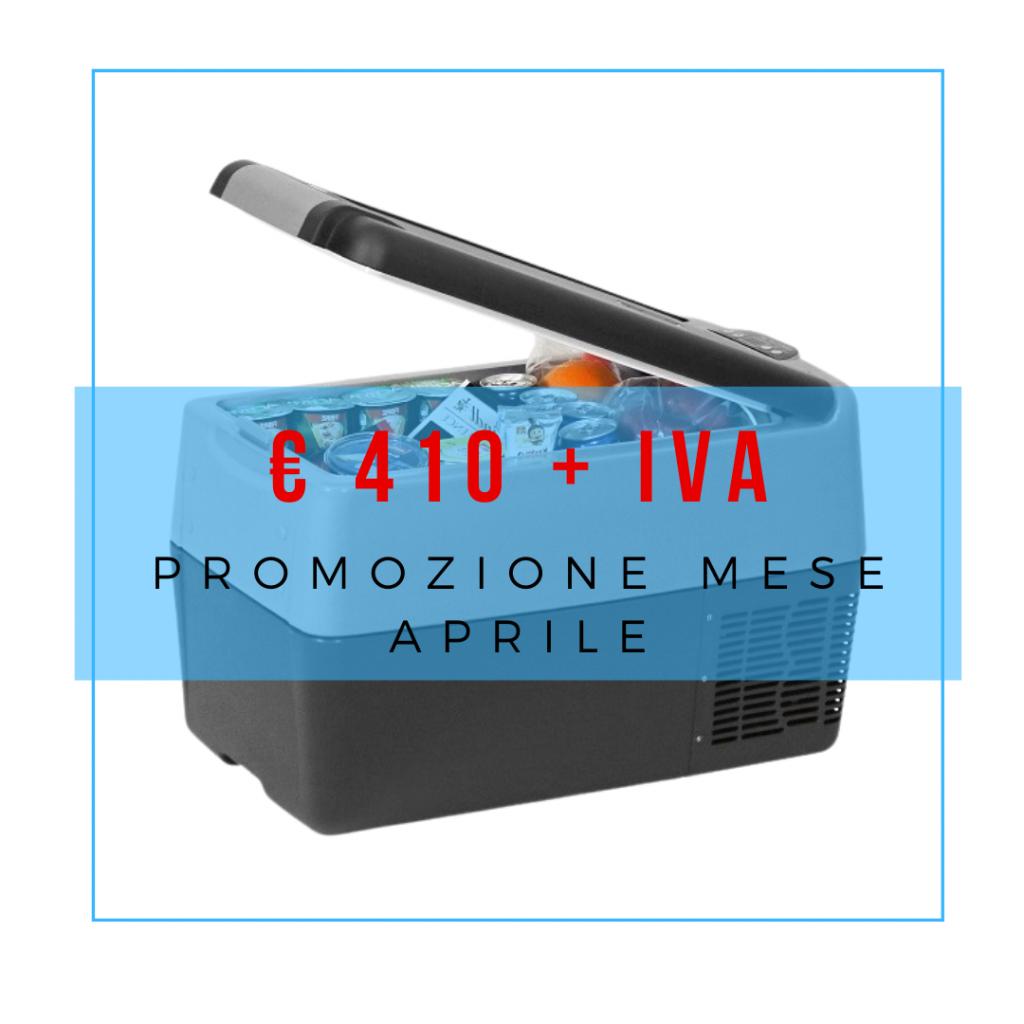 OFFERTA APRILE frigo portatile indel b TB31A