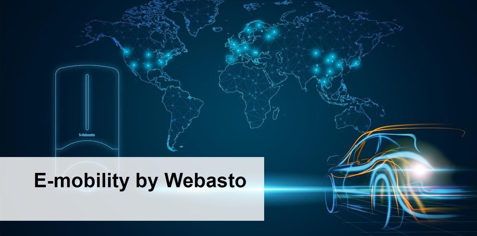 e-mobility webasto