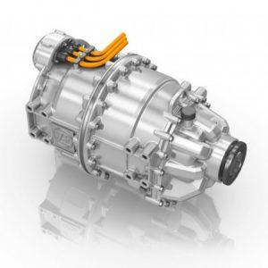 ZF cetrax motore elettrico centrale retrofit bus