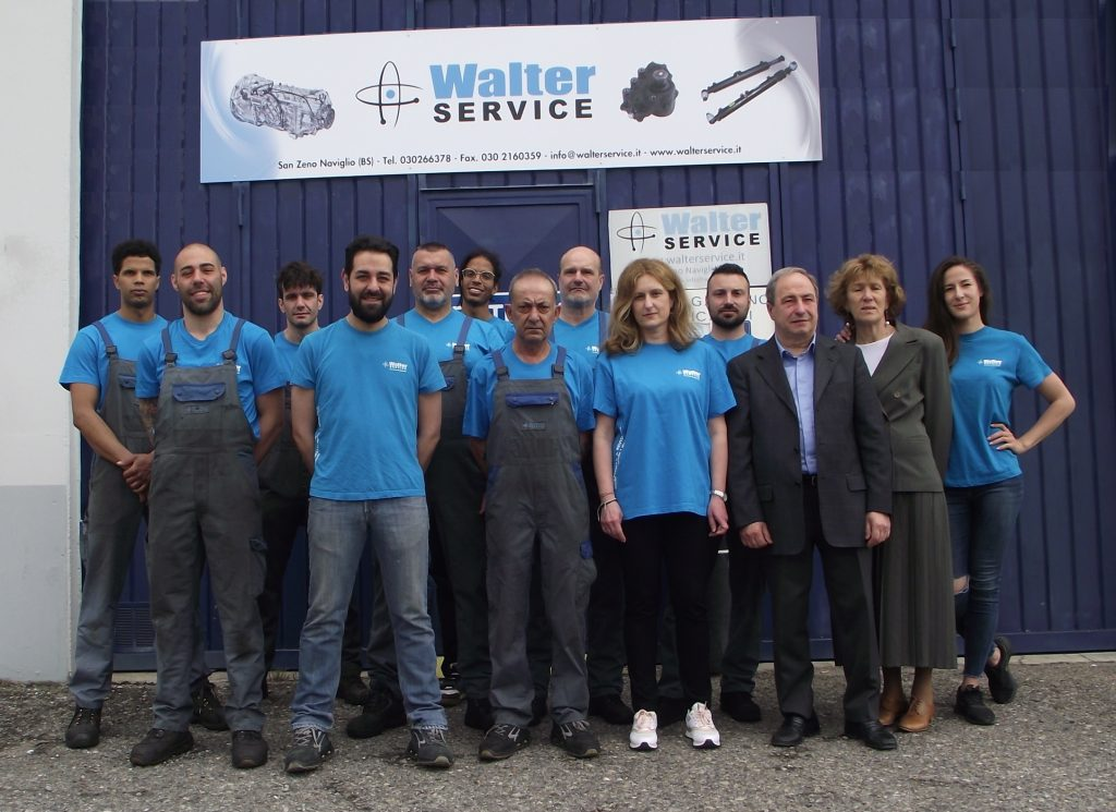 team walter service